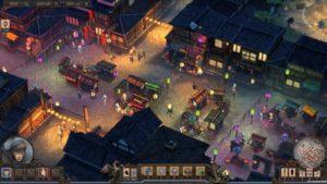 Shadow Tactics: Blades of the Shogun - Carte