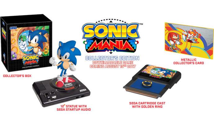Sonic Mania Sortie Colletor