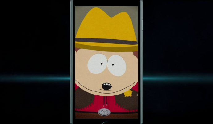 South Park Phone Destroyer Cartman facetime