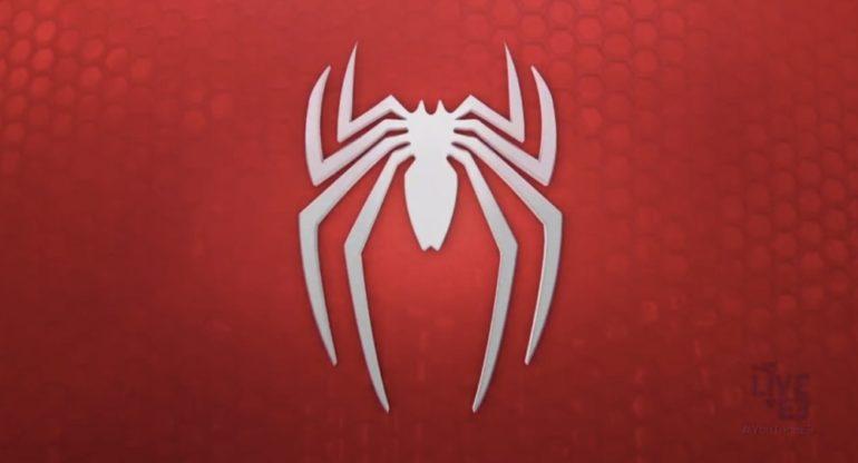 Spider-Man - Logo PS4