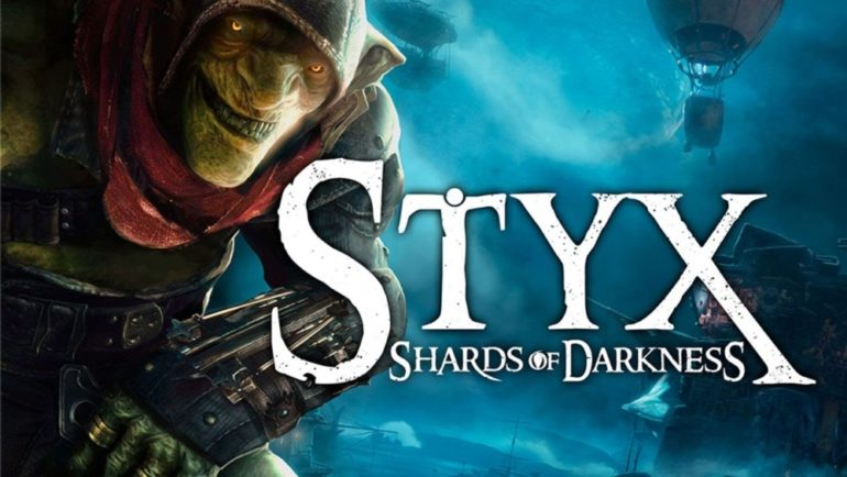Styx: Shards of Darkness - titre