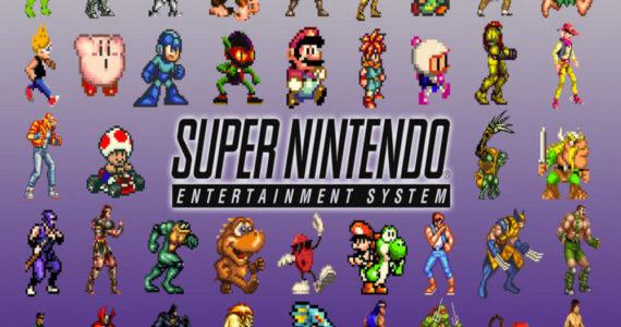 Nintendo Classic Mini: Super Nintendo Entertainment System - Personnages de Super Nintendo