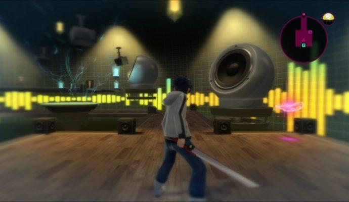 Test Akiba's Beat - Entrée donjon
