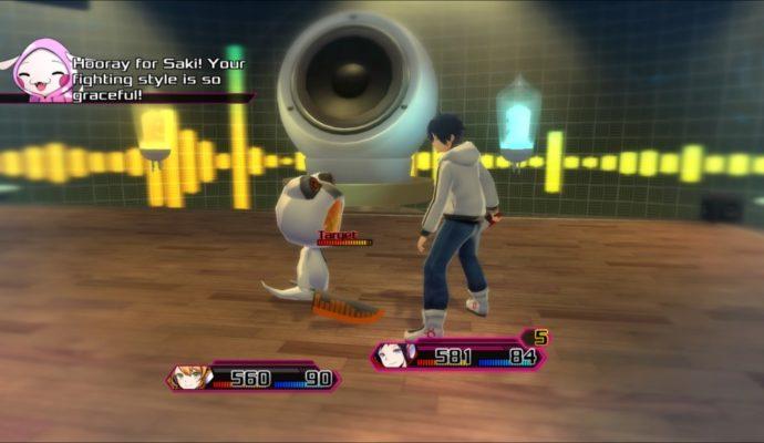 Test Akiba's Beat - Combat position fixe
