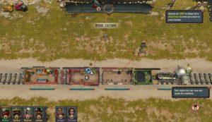 Bounty Train combat pause