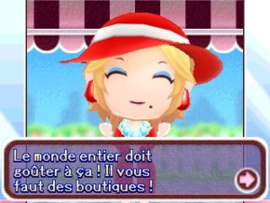 Cooking Mama: Sweet Shop Sweets Madam monde