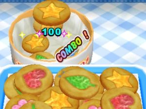 Cooking Mama: Sweet Shop mini-jeu