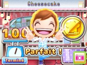 Cooking Mama: Sweet Shop pâtisserie