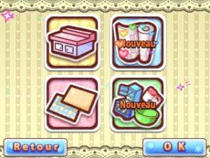 Cooking Mama: Sweet Shop shopping