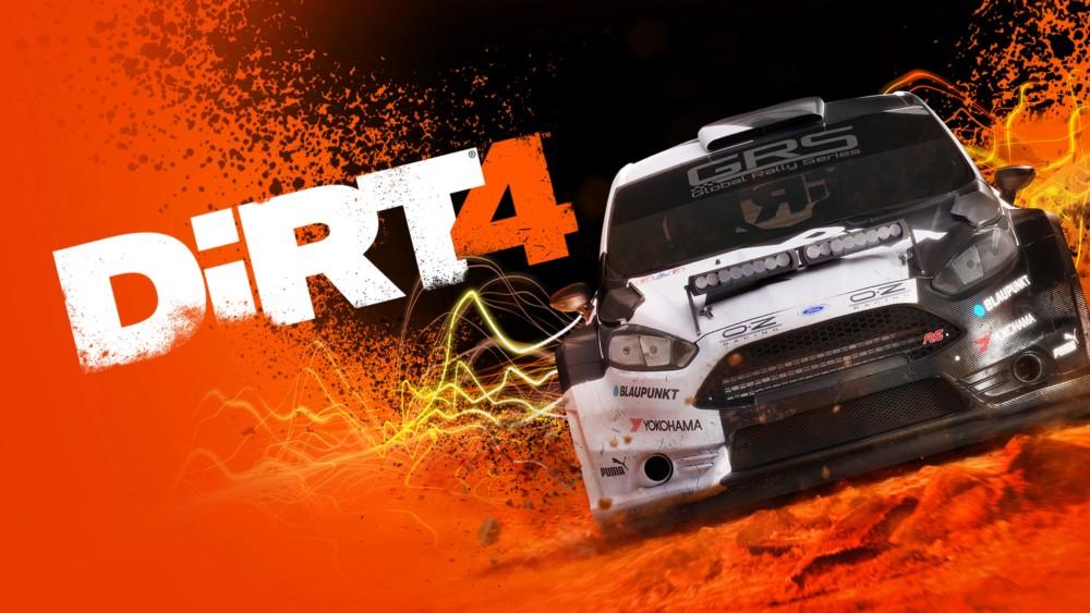 DiRT 4 - Ford Fiesta R5