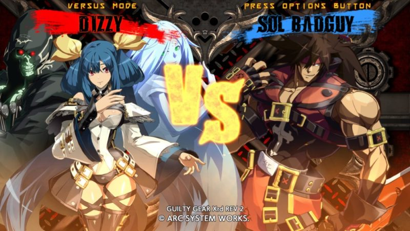 Guilty Gear Xrd Rev 2 - Versus