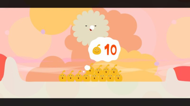 Test LocoRoco Remastered - Objectif secondaire