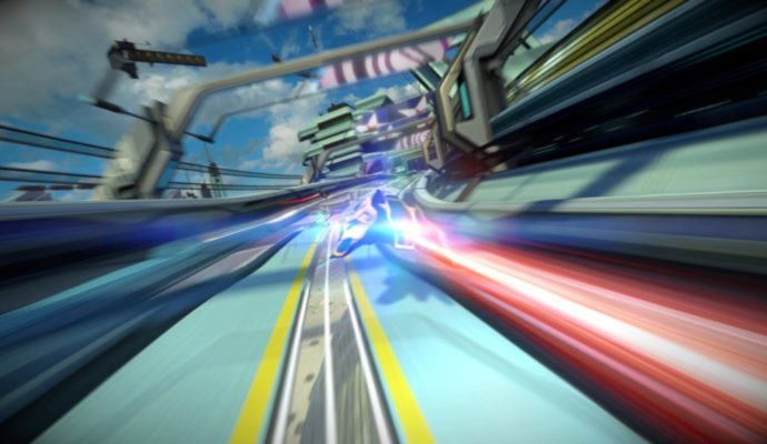 WipEout Omega Collection - Boost