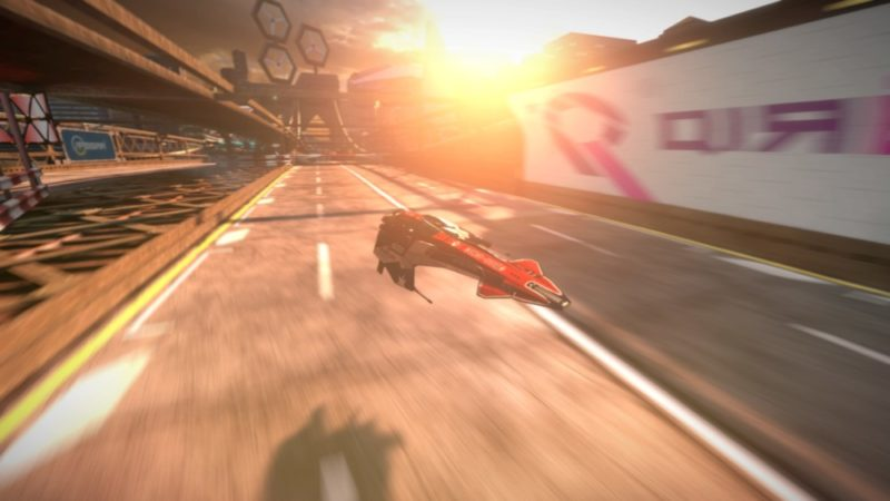 WipEout Omega Collection - photo