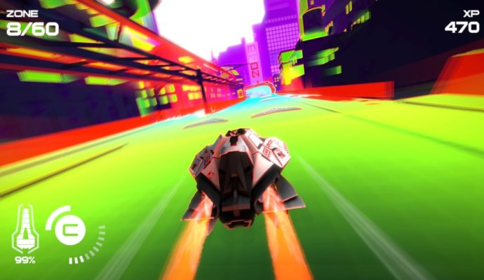 WipEout Omega Collection - La Zone