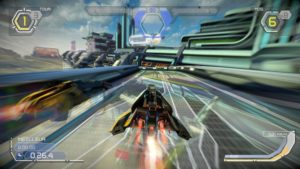 WipEout Omega Collection - Course