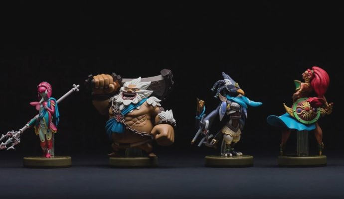 The Legend of Zelda: Breath of the Wild amiibo