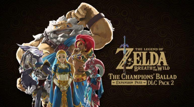 The Legend of Zelda: Breath of the Wild DLC2