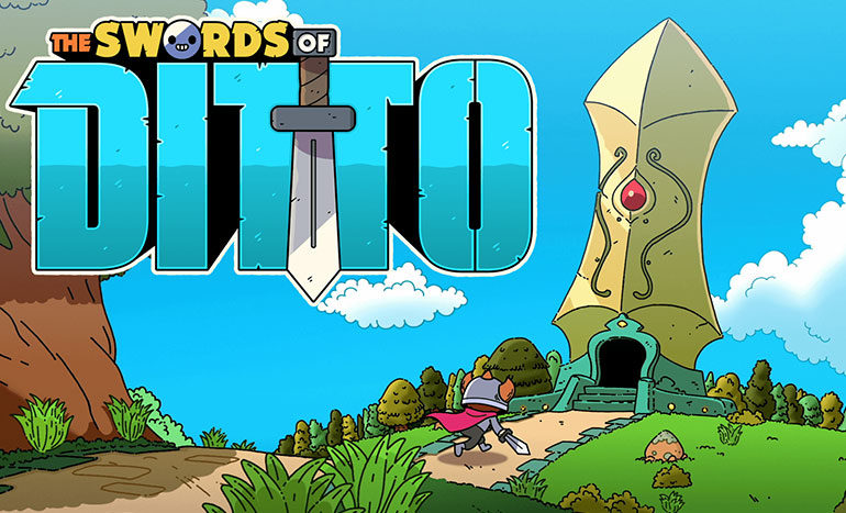 The Swords Of Ditto Annonce Titre
