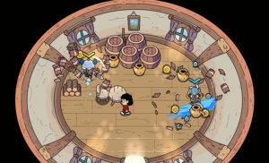 The Swords Of Ditto Annonce Gameplay