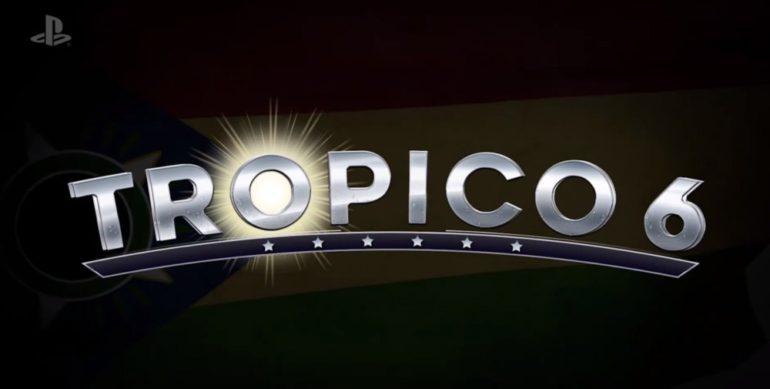 Logo de Tropico 6