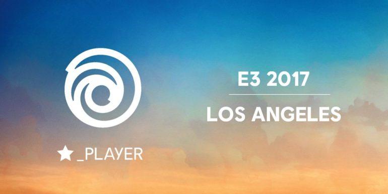 conférence Ubisoft E3 2017