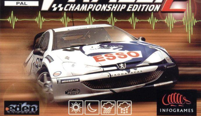 Eden Games V Rally, leur jeu culte