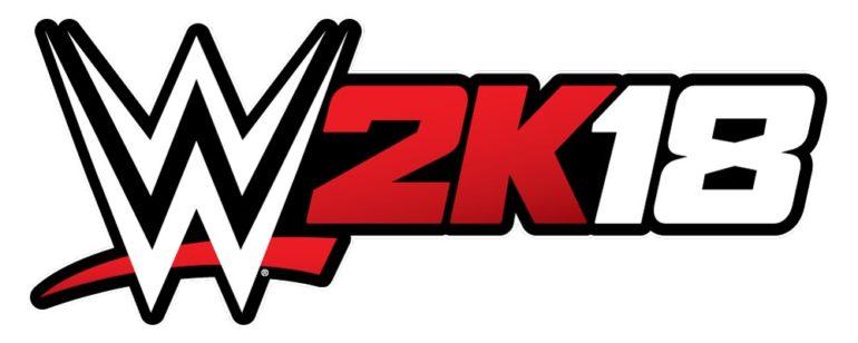 WWE 2K18 Titre