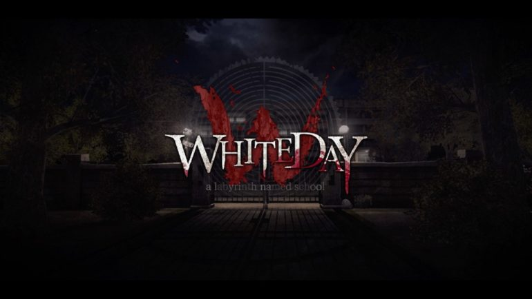 Wite Day: A Labyrinth Named School logo