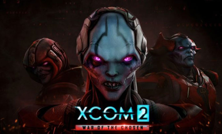 XCOM 2: War of the Chosen E3 2017 Titre