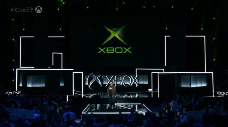 Xbox Annonce Retrocompatibilité