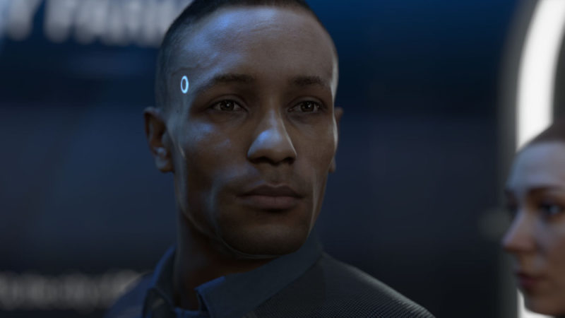 Detroit: Become Human Perso