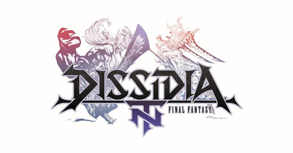 Dissidia Final Fantasy NT logo