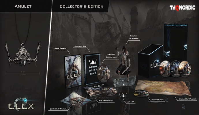 Edition collector de ELEX