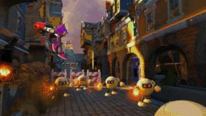 Des images du héros personnalisé de Sonic Forces