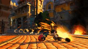 Un héros lapin personnalisé de Sonic Forces
