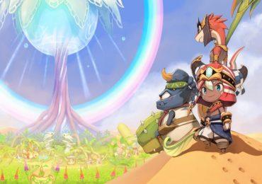 Une image de Ever Oasis, le nouveau jeu de Nintendo.