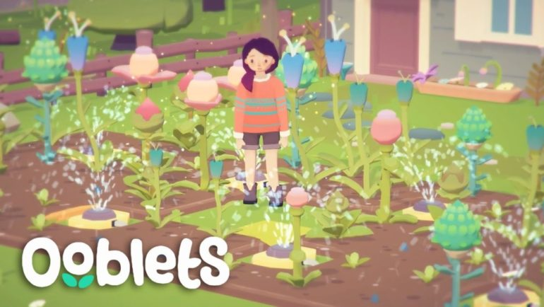 Ooblets - ferme