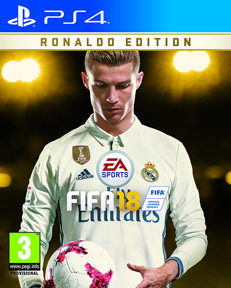 FIFA 18 édition Ronaldo
