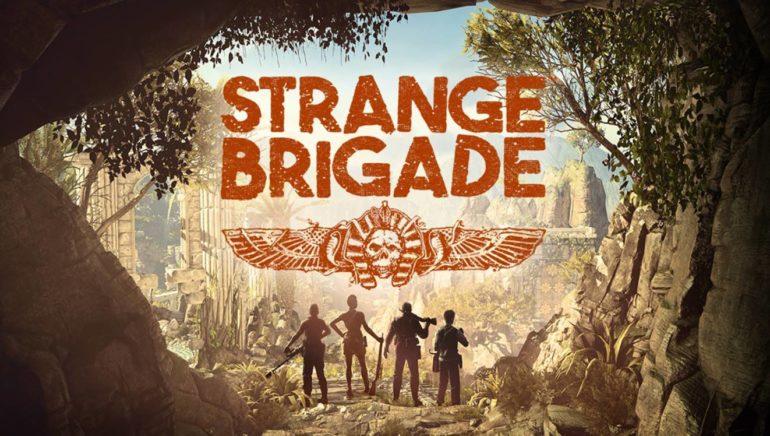 Strange Brigade - titre