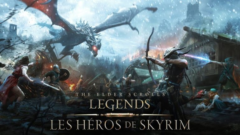 The Elder Scrolls: Legends titre