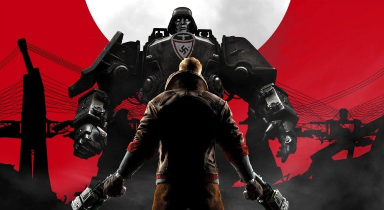Wolfenstein II: The New Colossus artwork