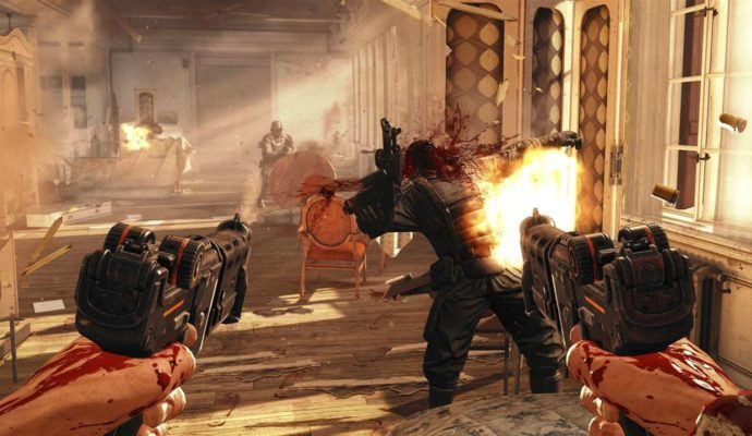 Wolfenstein II: The New Colossus bang bang !