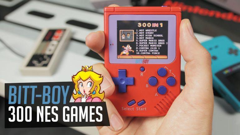 BittBoy GameBoy