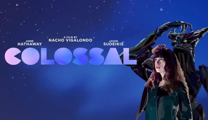 Colossal affiche