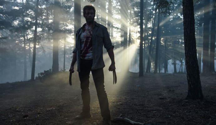 Logan - Wolverine joué par Hugh Jackman