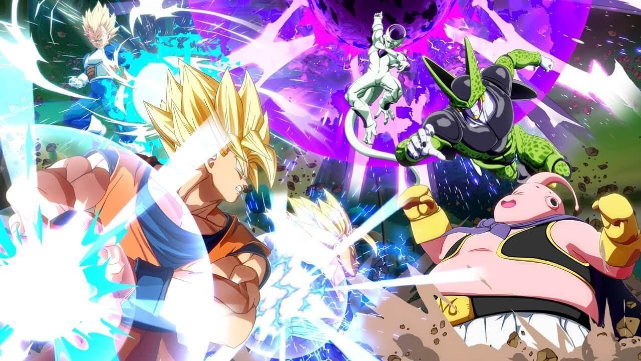 Dragon Ball FighterZ énergie