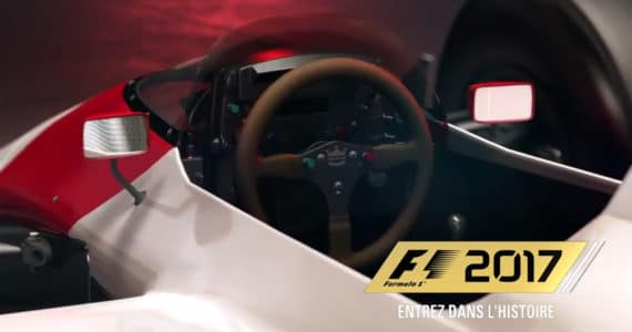 F1 2017 McLaren