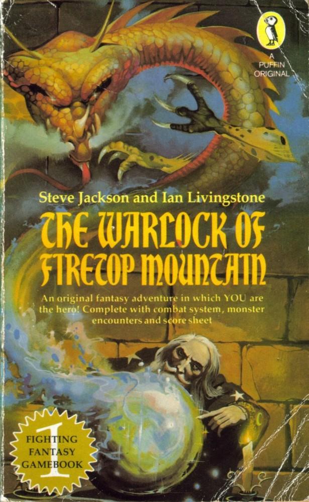 Fighting Fantasy Legends livre 1