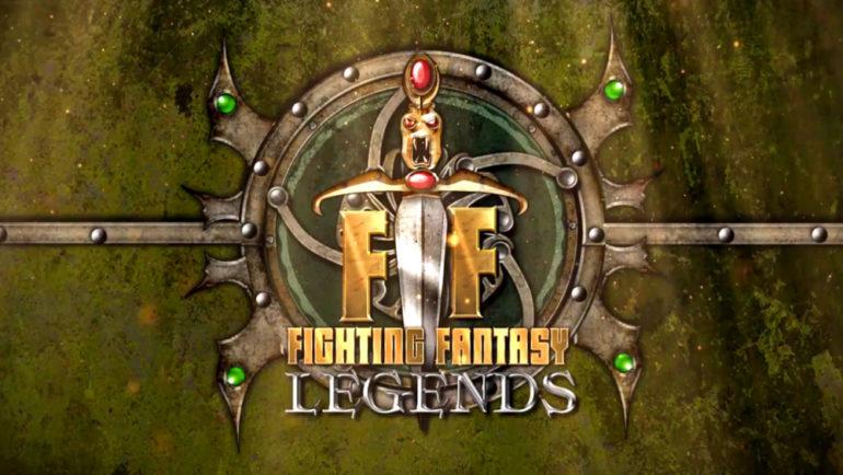 Fighting Fantasy Legends logo